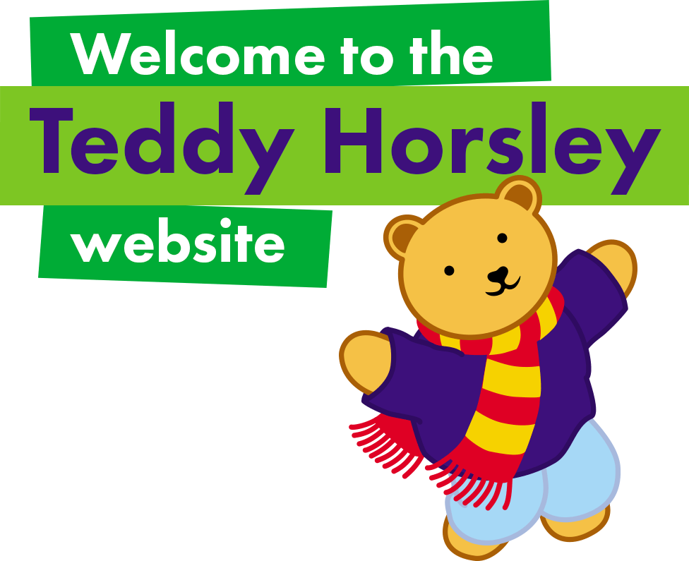Welcome to the Teddy Horsley website