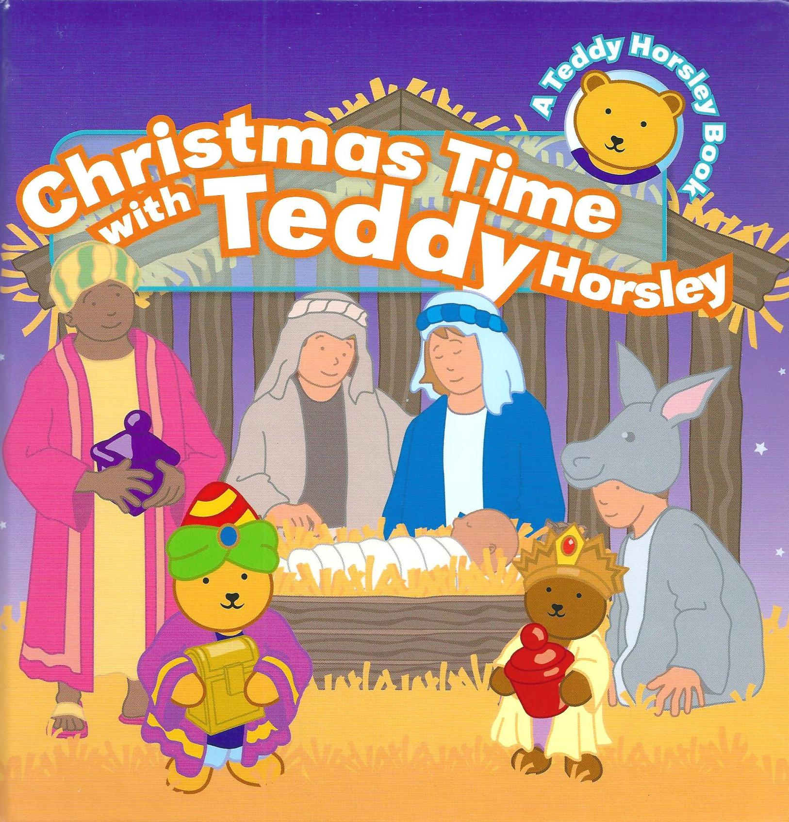 Christmas Time with Teddy Horsley