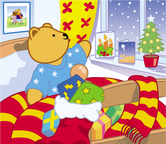 Christmas Time with Teddy Horsley - 1