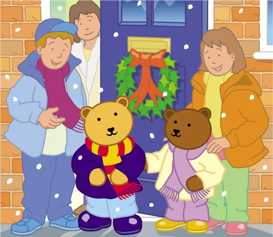 Christmas Time with Teddy Horsley - 2