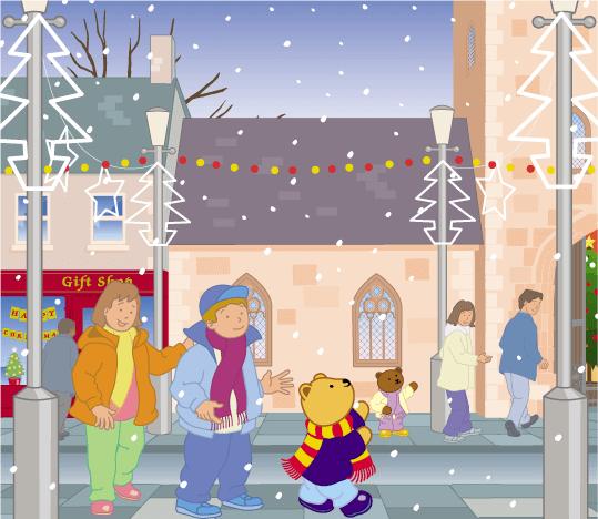Christmas Time with Teddy Horsley - 3