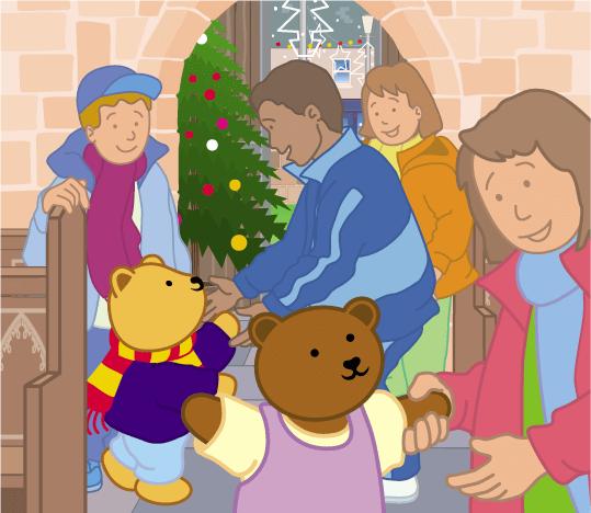 Christmas Time with Teddy Horsley - 4