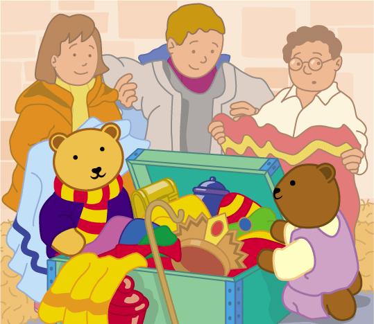 Christmas Time with Teddy Horsley - 5