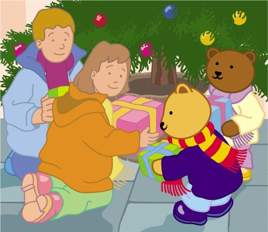 Christmas Time with Teddy Horsley - 25