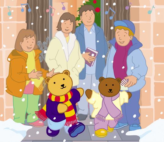 Christmas Time with Teddy Horsley - 26